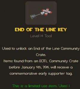 EotL Key