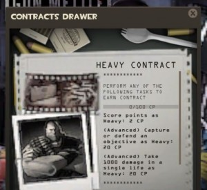 Heavy Contract