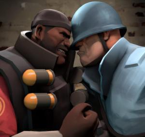 soldierdemo