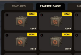 Cosmetic Crates