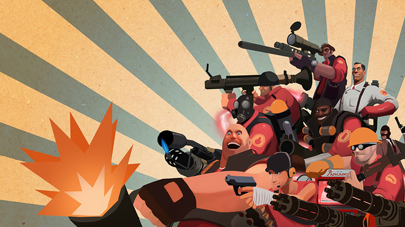 Matchmaking | TF2 Newbs (Team Fortress 2) Blog