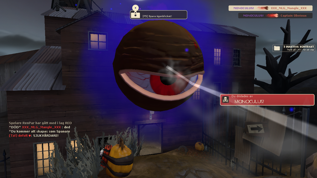 A TF2Newbs Guide to Halloween/Full Moon Items | TF2 Newbs