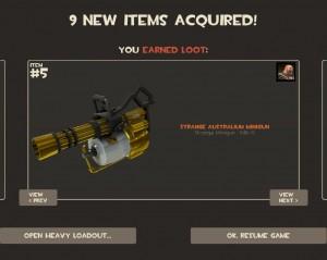 aussie minigun