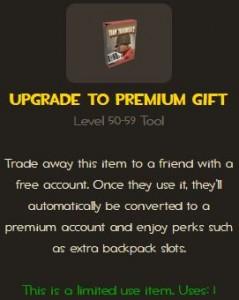 Upgrade Premium