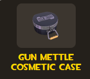 Gun Mettle Cosmetic Case