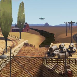 2fort UFO