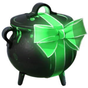 H Gift Cauldron